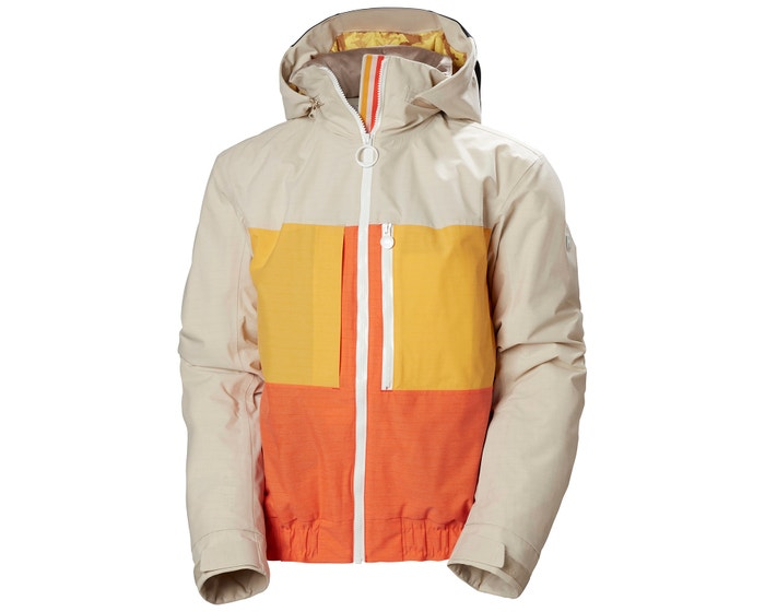 W TRICOLORE INSULATED JACKET