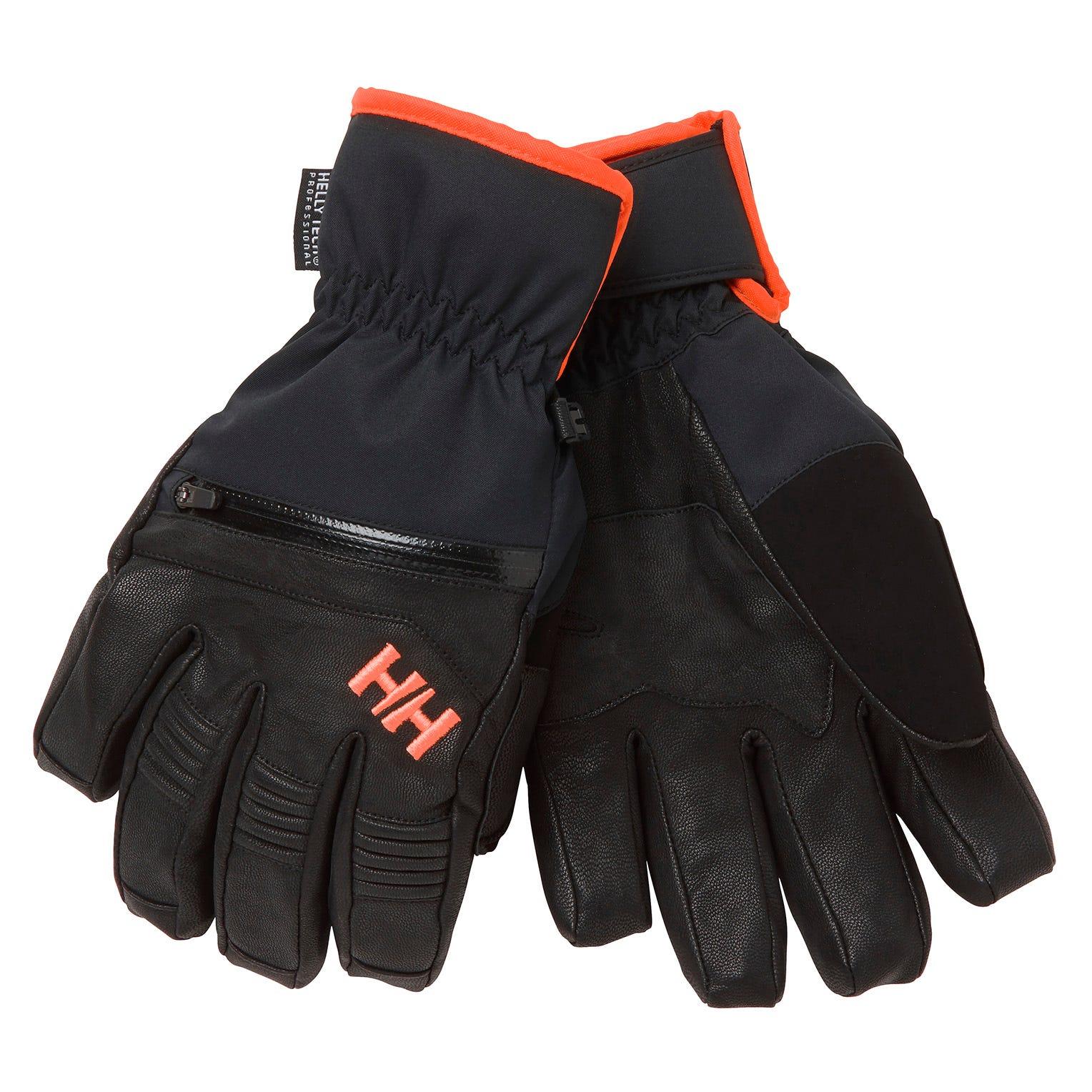 White X-Large $70 Helly Hansen 67335 Unisex Swift HT Mittens Glove