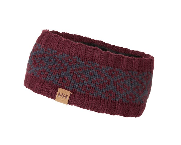 W POWDER KNIT HEADBAND