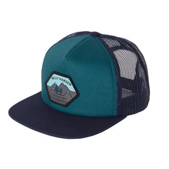 HH FLATBRIM TRUCKER CAP