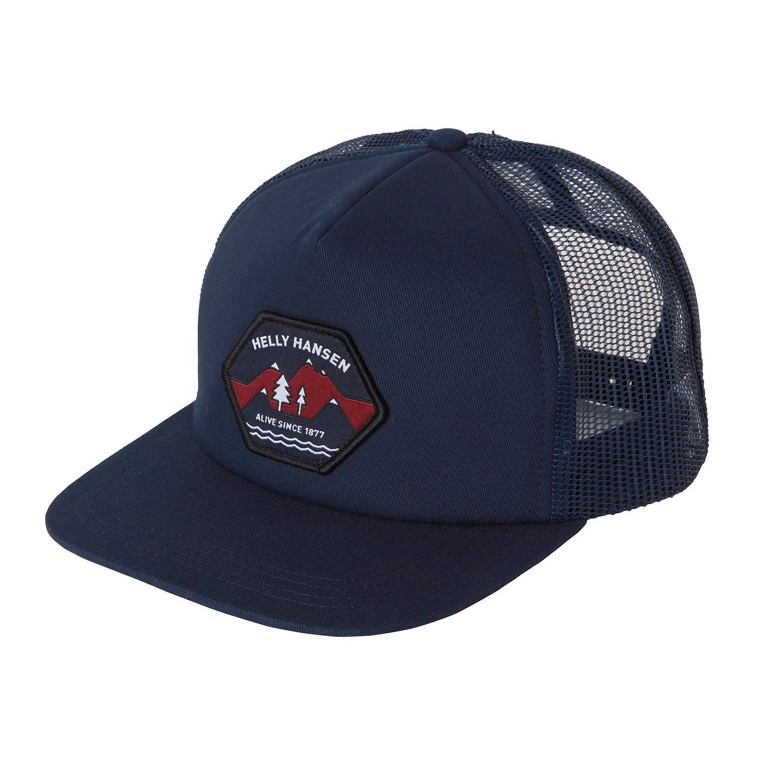 Helly Hansen Unisex Flatbrim Trucker Kappe Flatbrim Trucker Cap