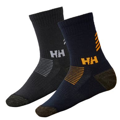 JR HH LIFA MERINO 2PACK SOCKS