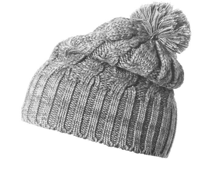 MONTREAL CHUNKY KNIT BEANIE