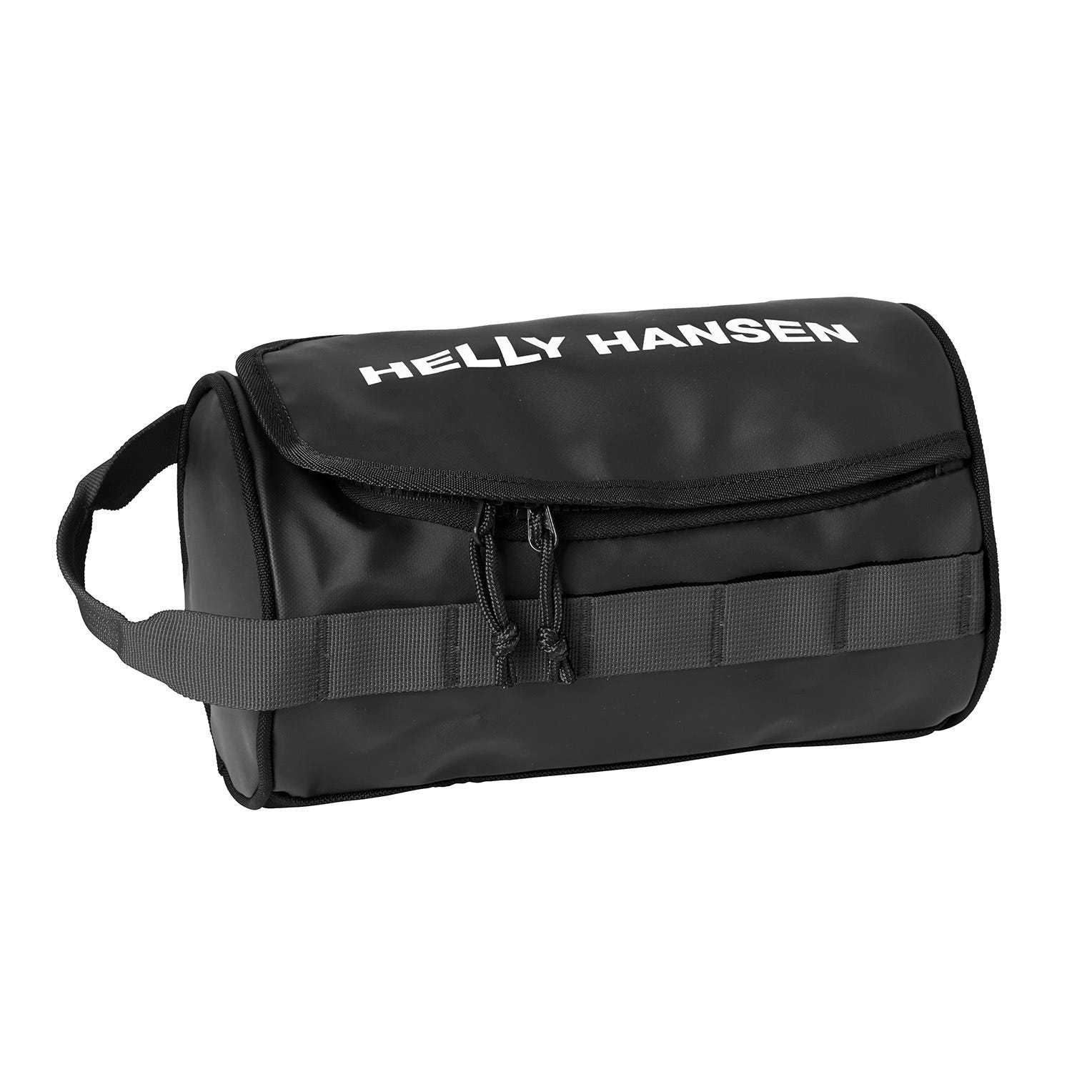 Helly Hansen Unisexs HH Water Resistant Travel Wash Bag