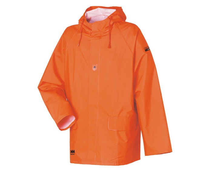 HORTEN 100% WATERPROOF FLAME RETARDANT JACKET