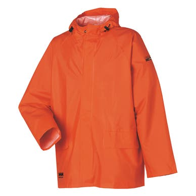 MANDAL HIGH VIS DURABLE PVC JACKET