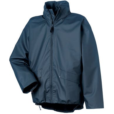VOSS WATERPROOF PU RAIN JACKET