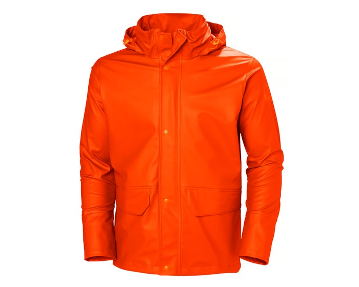 GALE PHTHALATE-FREE WATERPROOF RAIN JACKET