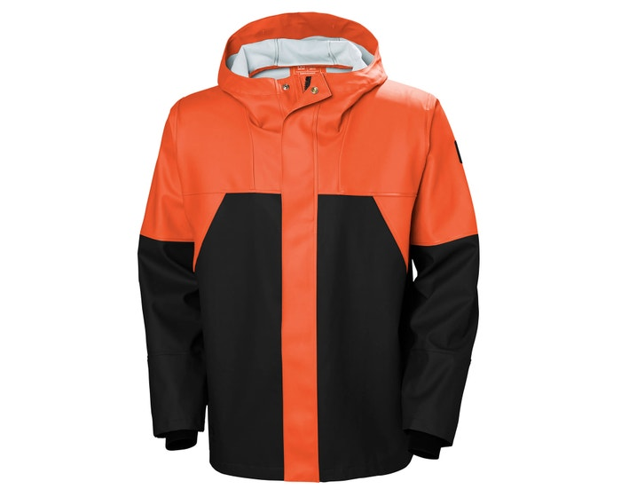 STORM FISHING WATERPROOF RAIN JACKET