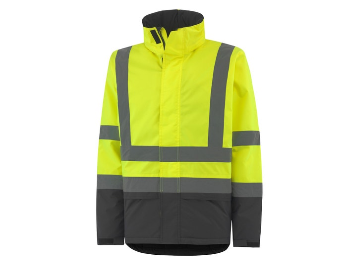 ALTA HIGH VIS INSULATED JACKET