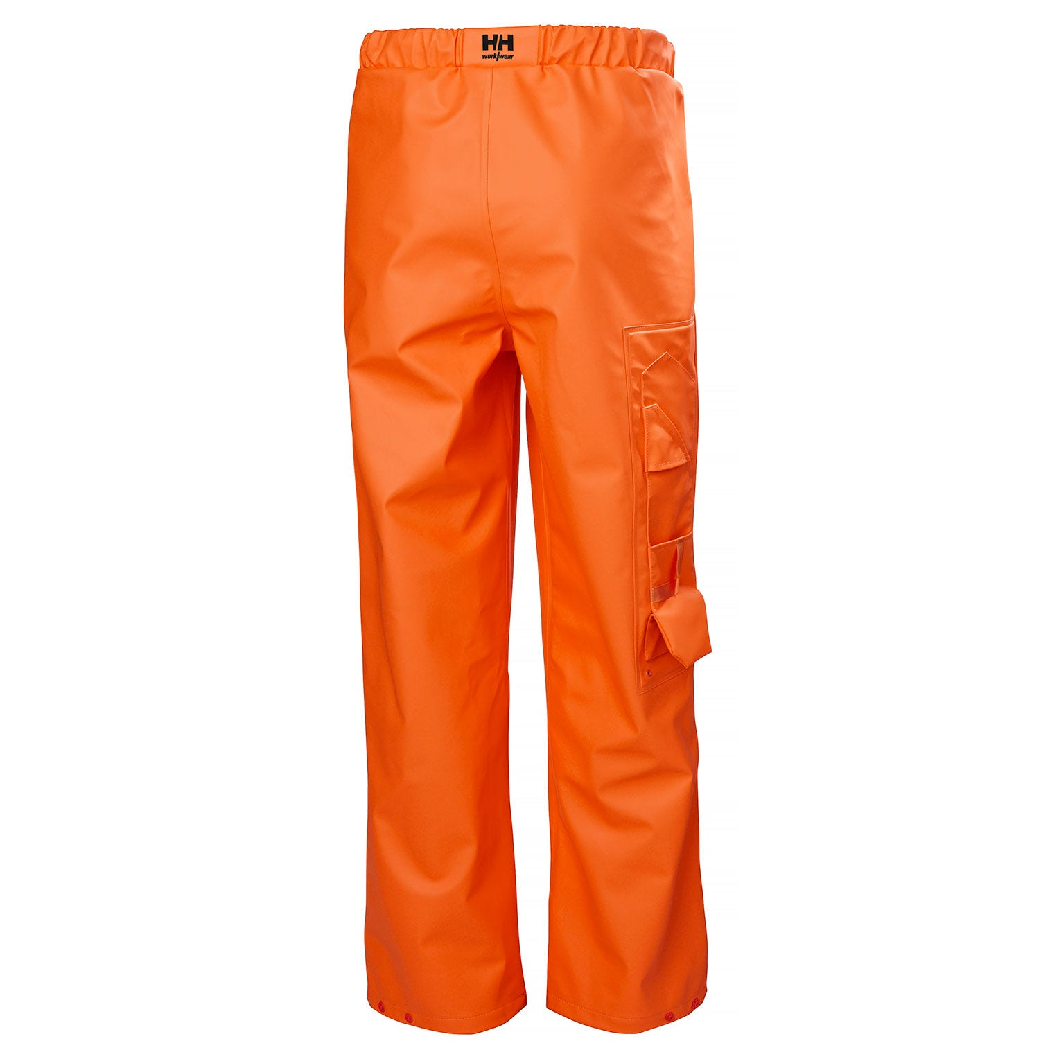 Helly Hansen Broeken Gale 70484 Bouwbroek donker oranje(290)