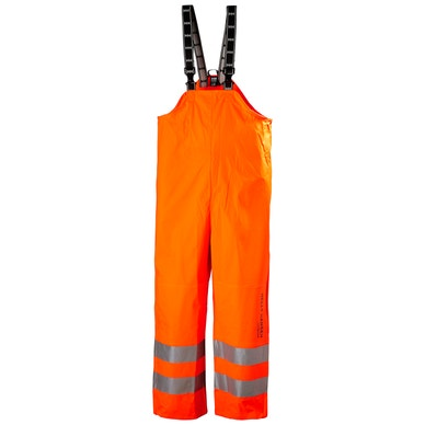NARVIK HIGH VIS WATERPROOF WORK BIB