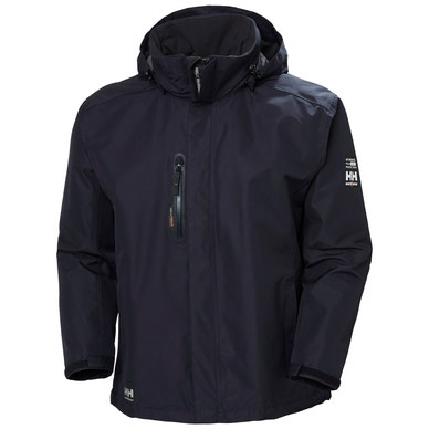 MANCHESTER LINED WATERPROOF SHELL JACKET