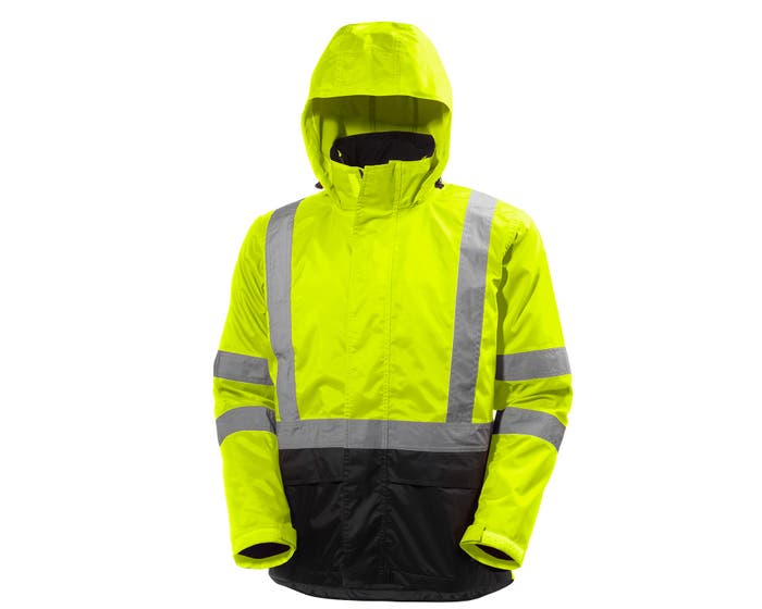 ALTA SHELL HI VIS JACKET
