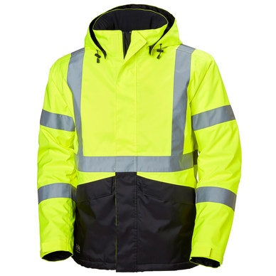 ALTA CLASS 3 HIGH VIS PROTECTIVE JACKET