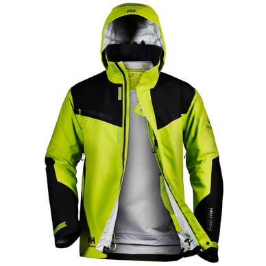 MAGNI CORDURA REINFORCED 3-LAYER SHELL JACKET