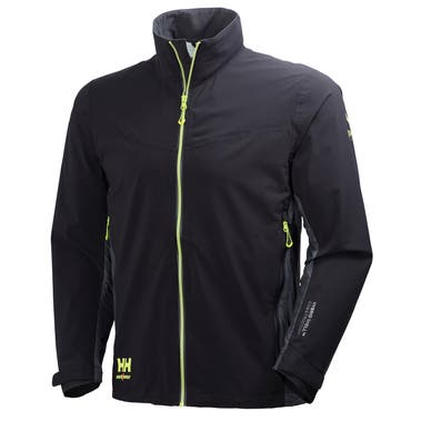 MAGNI BREATHABLE WATER RESISTANT HYBRID JACKET