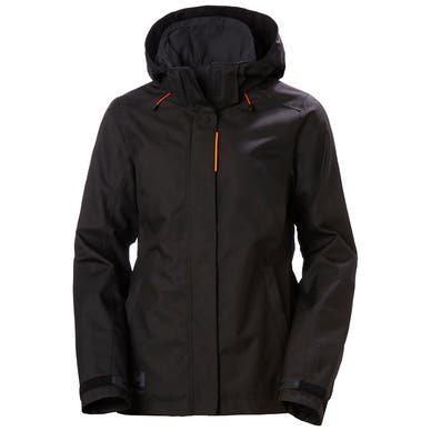 LUNA WOMEN'S WATERPROOF PROTECTIVE  SHELL JACKET