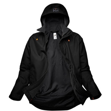 OXFORD BREATHABLE WATERPROOF SHELL JACKET