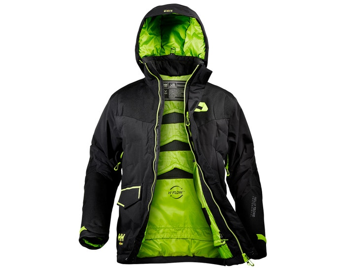 MAGNI PROTECTIVE PRIMALOFT INSULATED WINTER JACKET