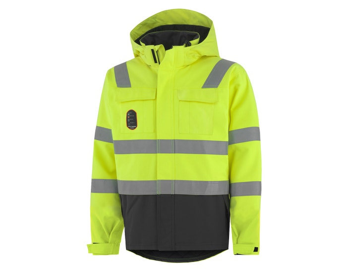 ABERDEEN WATERPROOF FLAME RETARDANT PADDED JACKET