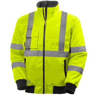 ALTA HI VIS CLASS 3 INSULATED PILOT JACKET