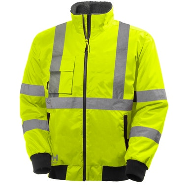 ALTA INSULATED CLASS 3 HIGH VIS PILOT JACKET