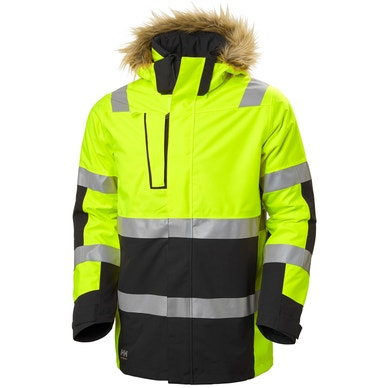 ALNA 2.0 HIGH VIS WINTER WORK PARKA