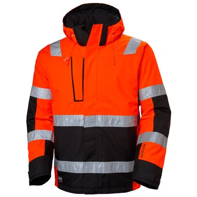 ALNA WARM HIGH VIS WINTER JACKET