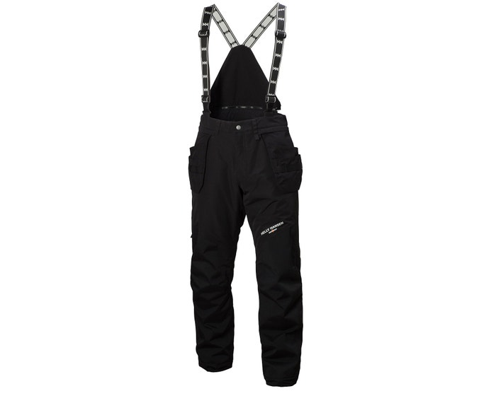ARCTIC INSULATED SOFT FEEL WINTER BIB PANTS