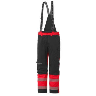 YORK HI VIS CLASS 1 PRIMALOFT INSULATED PANT