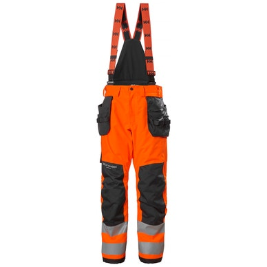 ALNA 2.0 CLASS 2 HIGH VIS WINTER CONSTRUCTION BIBS
