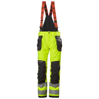 ALNA 2.0 CLASS 2 HIGH VIS WORK SHELL BIBS