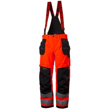 ALNA HIGH VIS CLASS 2 SHELL CONSTRUCTION PANTS