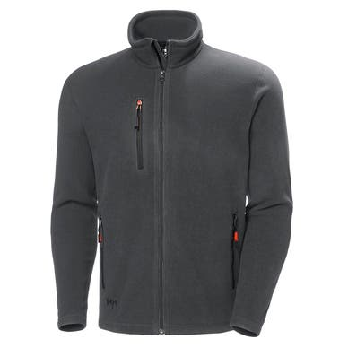 OXFORD MID-LAYER RECYCLED FLEECE JACKET