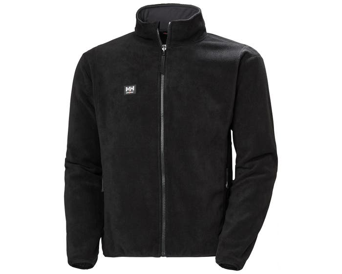 MANCHESTER ZIP IN FLEECE