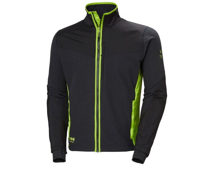 MAGNI POLARTEC REINFORCED INSULATED FLEECE JACKET
