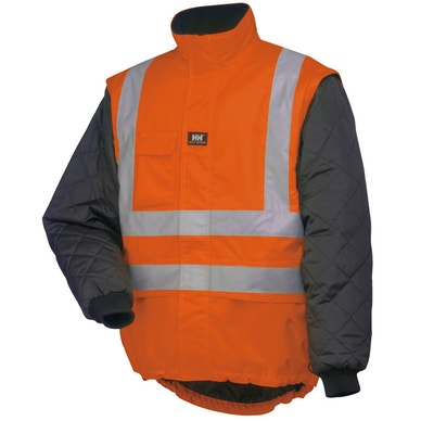 POTSDAM CLASS 2 HIGH VIS WORK JACKET LINING