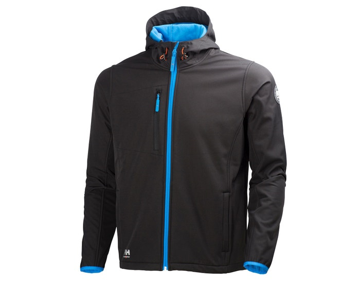 VALENCIA COMFORTABLE SOFTSHELL JACKET