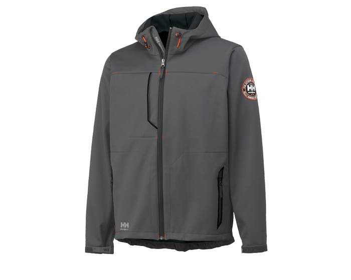 LEON WATER RESISTANT SOFTSHELL JACKET