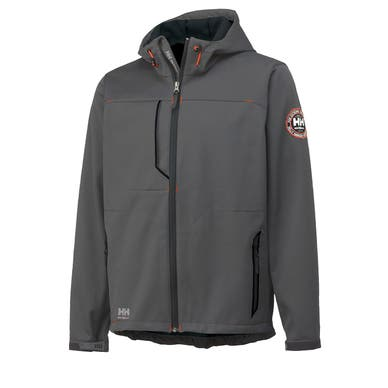 GIACCA IN SOFTSHELL LEON