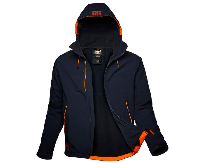 CHELSEA EVOLUTION HOODED SOFTSHELL