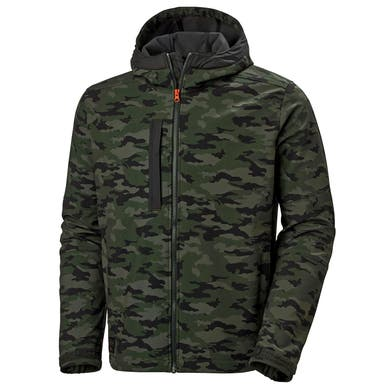 KENSINGTON HOODED SOFTSHELL