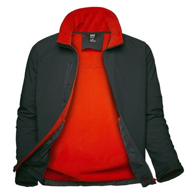KENSINGTON SOFTSHELL JACKET