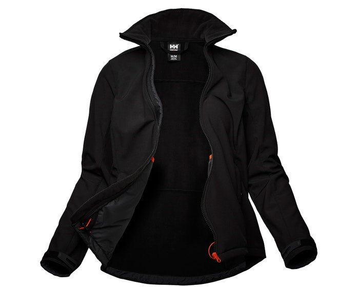 LUNA WOMEN'S SOFTSHELL JACKET