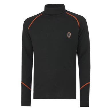 FAKSE FLAME RETARDANT HIGH NECK BASELAYER WORK SHIRT