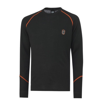 FAKSE FIRE RESISTANT LONG SLEEVE CREW NECK