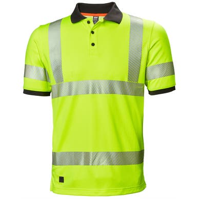 HH LIFA ACTIVE HIGH VIS PERFORMANCE POLO