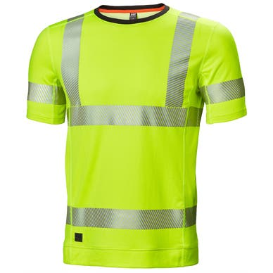 LIFA ACTIVE HIGH VIS BASE LAYER T-SHIRT