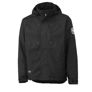 BERG INSULATED REFLECTIVE JACKET
